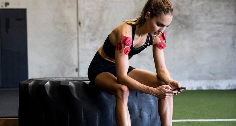 Meet the World's Smartest Muscle Recovery Tool