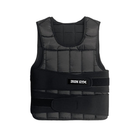Iron Gym - Adjustable Weight Vest 10 Kg.
