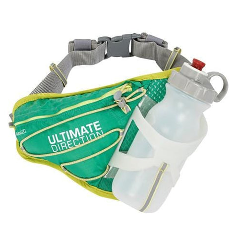 Ultimate Direction Hydration Belt Access 20 - Spring Green