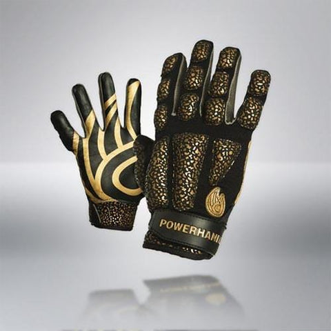 Powerhandz - Anti Grip Basketball Gloves