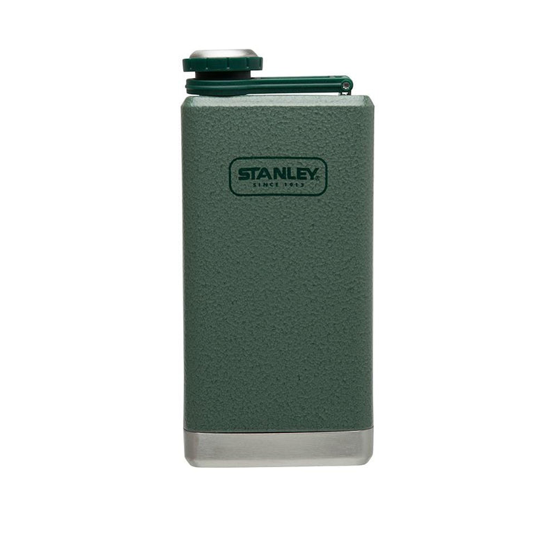Stanley Adventure Flask 8 oz - Hammertone Green