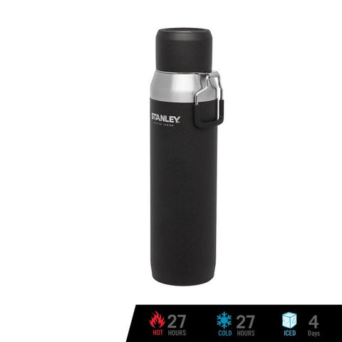 Stanley Master Vacuum Water Bottle 36oz - Foundry Black