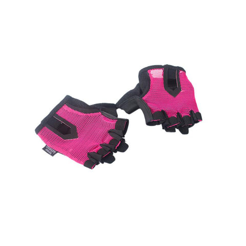 Fitness & Athletics Half Finger Gloves - Women