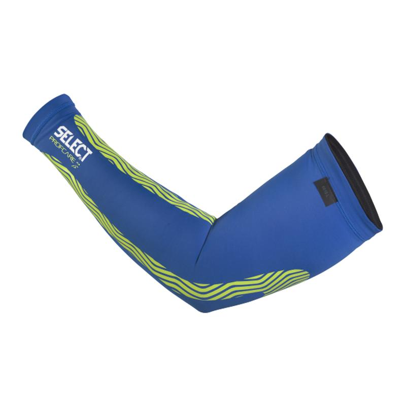 Select Support - Compression Arm Sleeves 6610 Blue