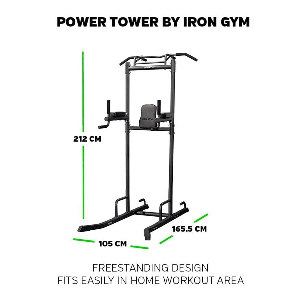 Iron Gym® - Power Tower