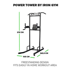 Iron Gym - Power Tower