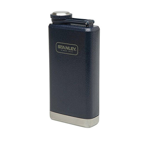 Stanley Adventure Flask 8 oz - Hammertone Navy