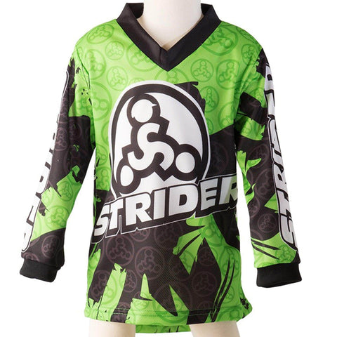Strider Racing Jersey - Green