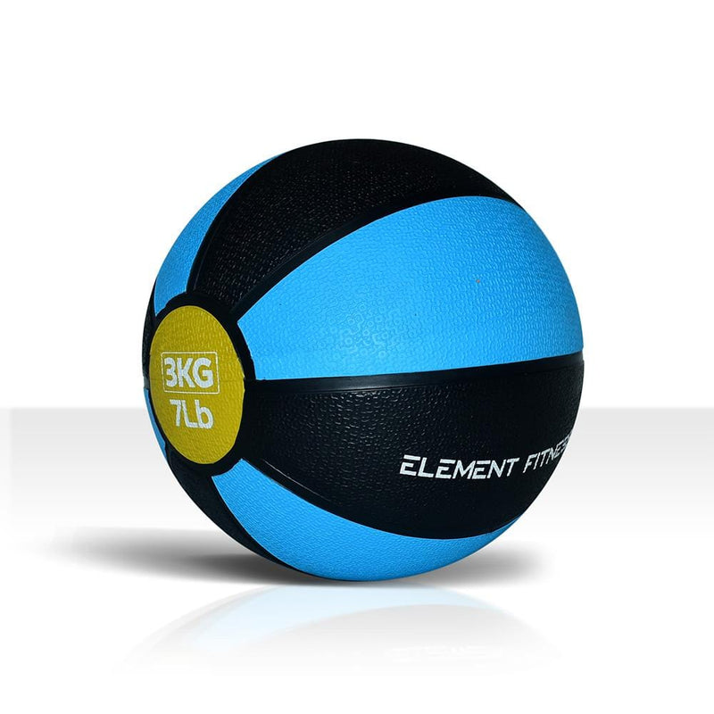 Element Fitness Medicine Ball 3kg - 7kg