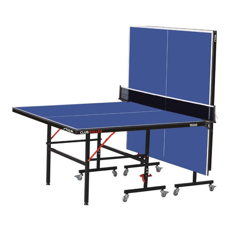 Stiga Club Roller 1500 (15mm) Ping Pong Table