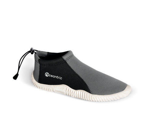Oceantric Aqua Shoes - Grey (Mid-Cut)