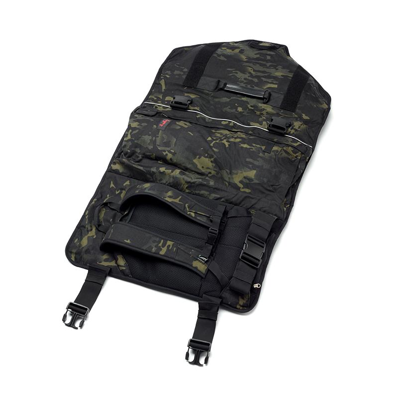 Henty CoPilot Backpack - Camo