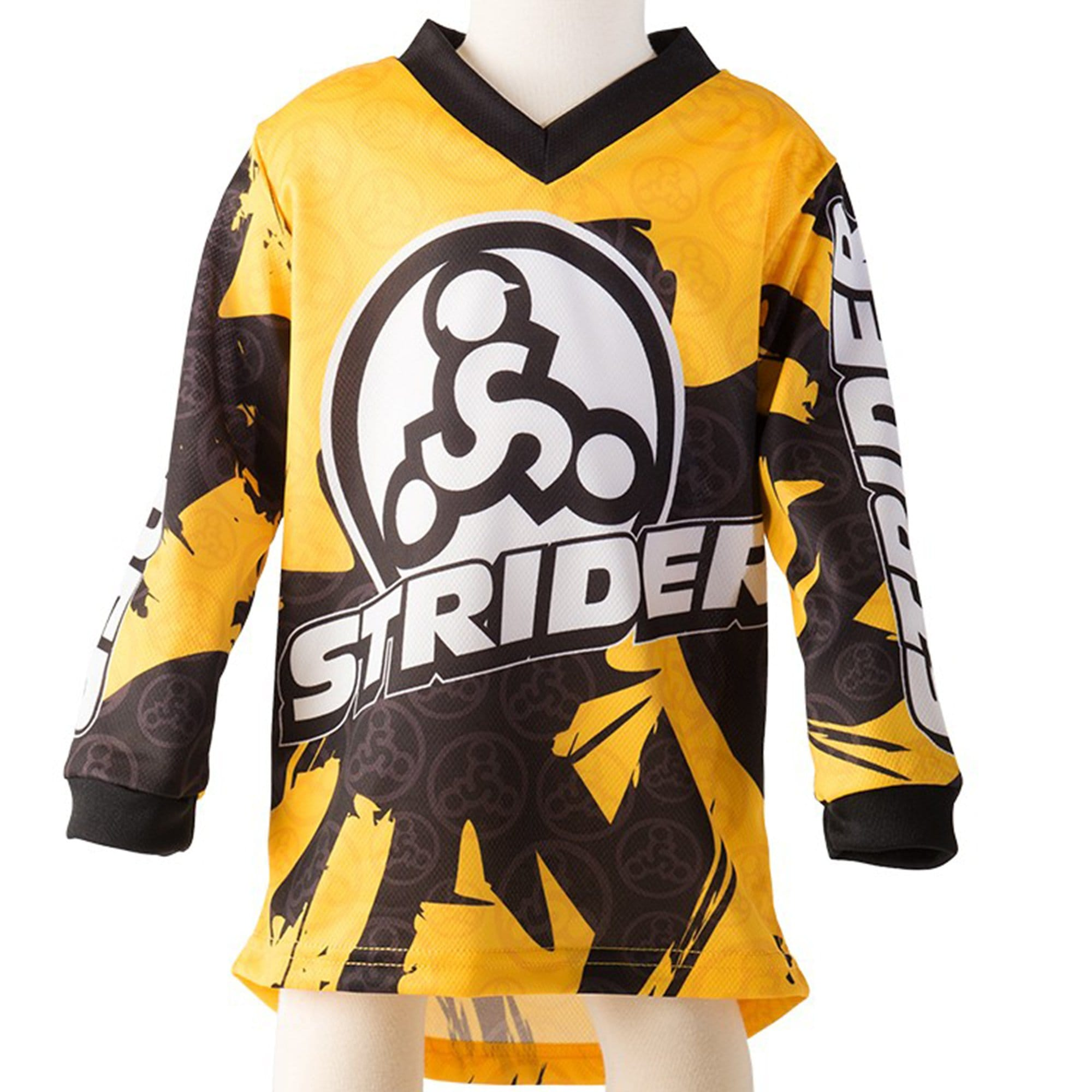 Strider Racing Jersey - Yellow