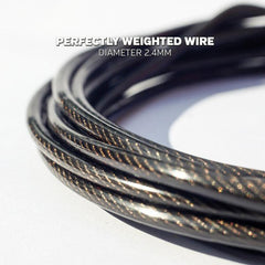 Iron Gym® - Wire Speed Rope