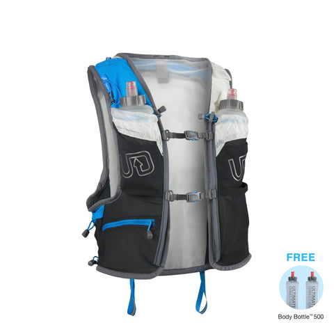 Ultimate Direction Hydration Vest - AK Mountain Vest 3.0 (Graphite)