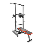 Matrix AB Tower with Bench