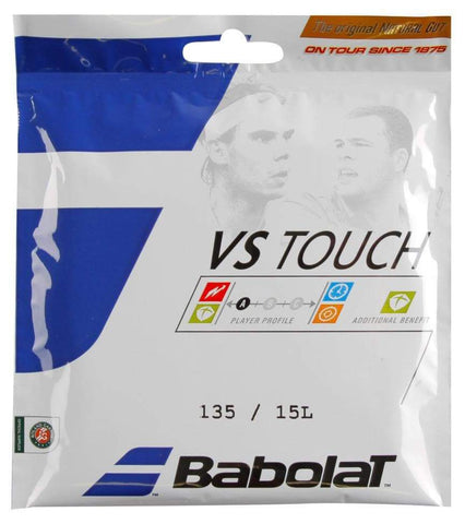 Babolat VS Touch Tennis String Set