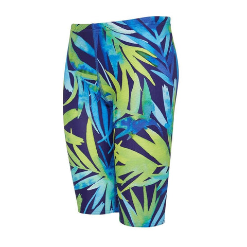 Maru Men's Tropical Palm Pacer Jammer