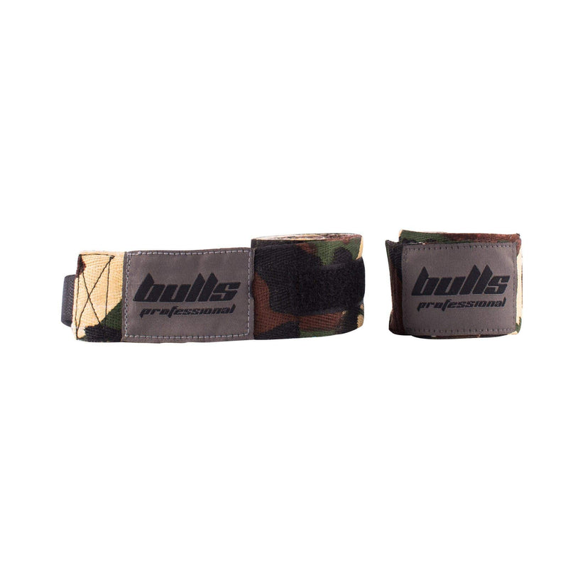 Bulls Professional Hand Wraps - Camouflage