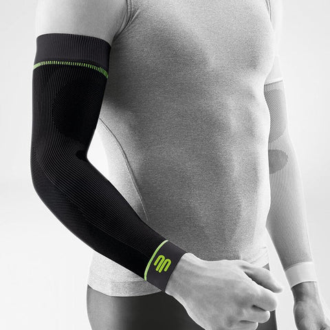 Bauerfeind Compression Sleeves Arm Long - Black