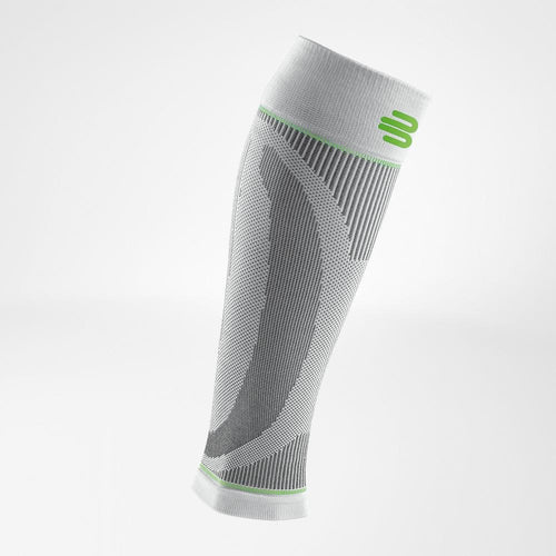 Bauerfeind Compression Sleeves Lower Leg Long - White