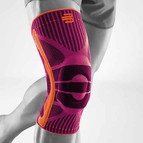Bauerfeind Knee Support - Pink