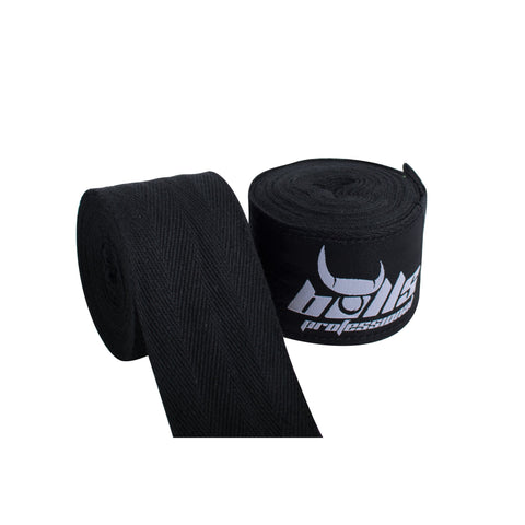Bulls Professional Hand Wraps - Cotton
