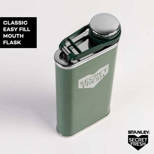 STANLEY x SECRET FRESH Classic Flask 8oz