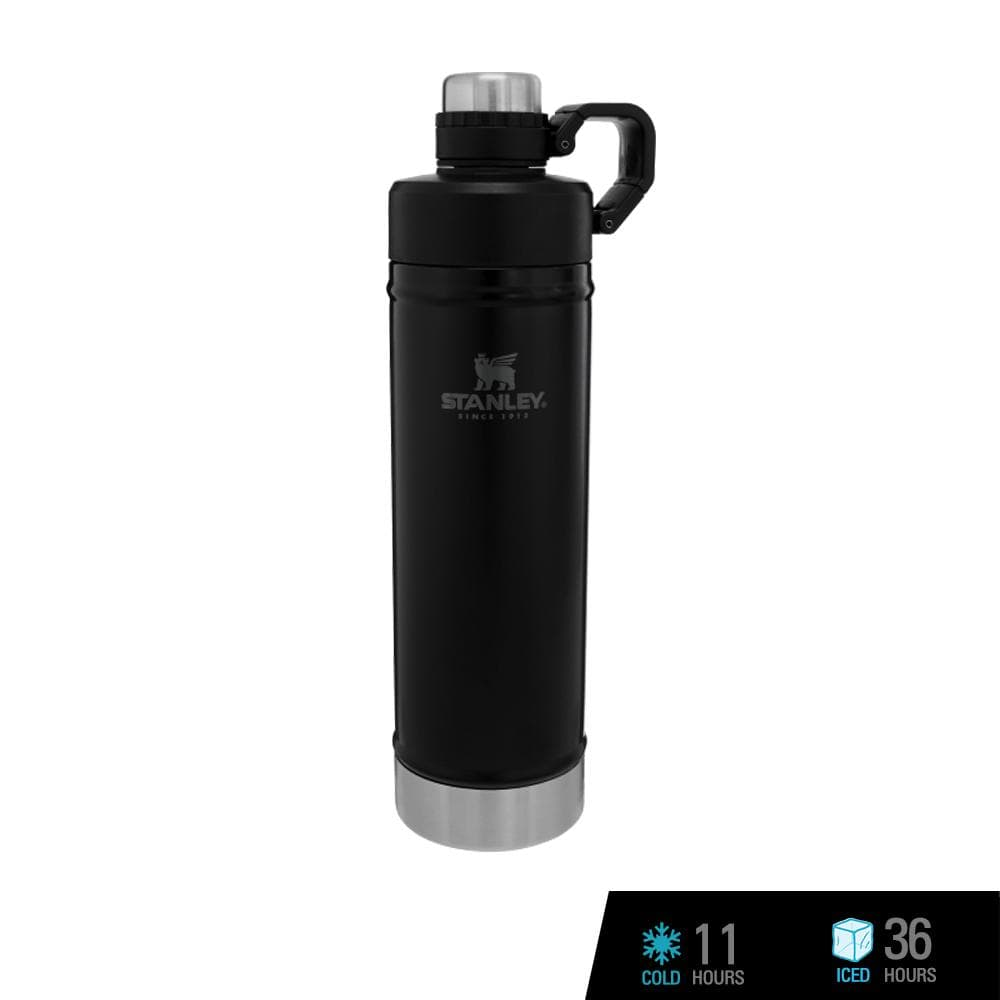 Stanley Classic Vacuum Water Bottle 25oz / 750ml - Matte Black