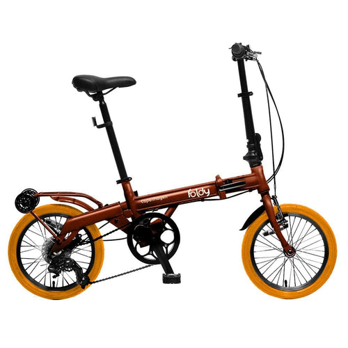 Foldy Copenhagen Folding Bike