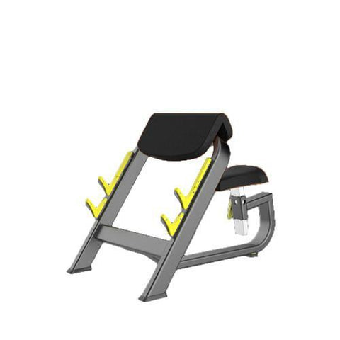 Element Fitness Seated Preacher Curl T-1044
