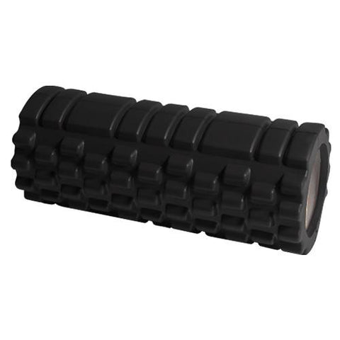 Fitness & Athletics Grid Roller - Black