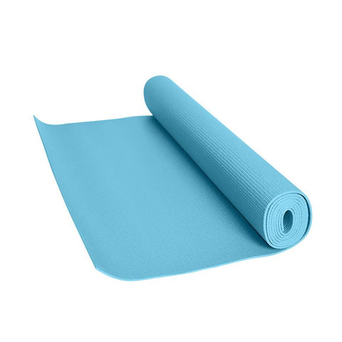 Fitness & Athletics Yoga Mat 3mm - Light Blue