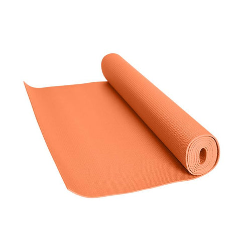 Fitness & Athletics Yoga Mat 3mm - Orange