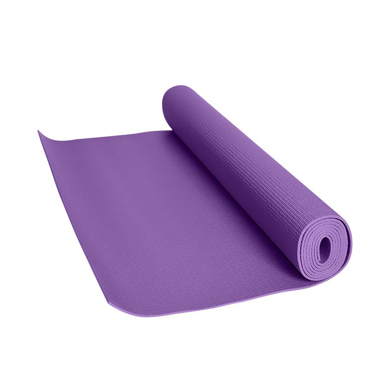 Fitness & Athletics Yoga Mat 3mm - Purple
