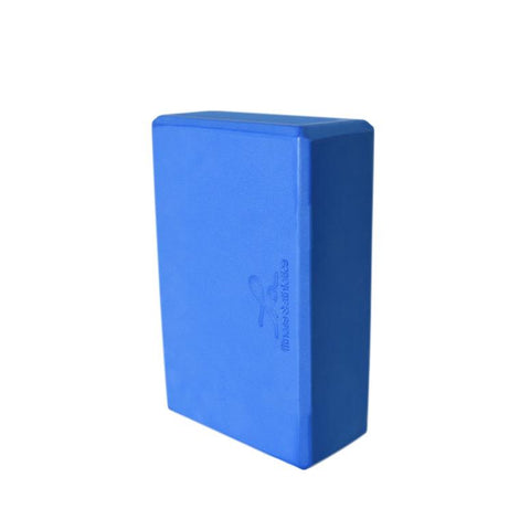 Fitness & Athletics Yoga Block - Dark Blue