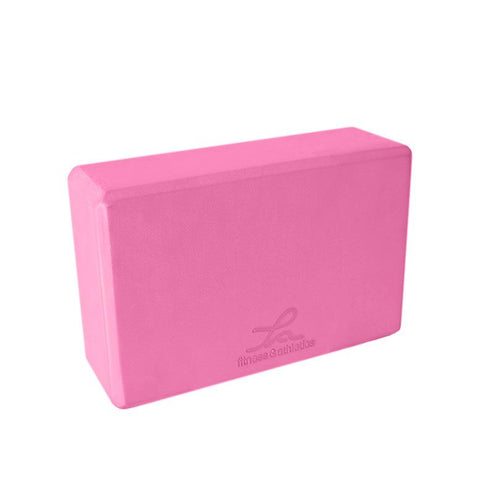 Fitness & Athletics Yoga Block - Hot Pink