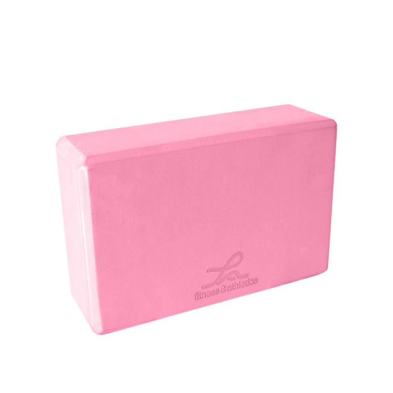 Fitness & Athletics Yoga Block - Light Pink