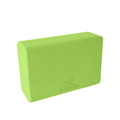 Fitness & Athletics Yoga Block - Lime Green