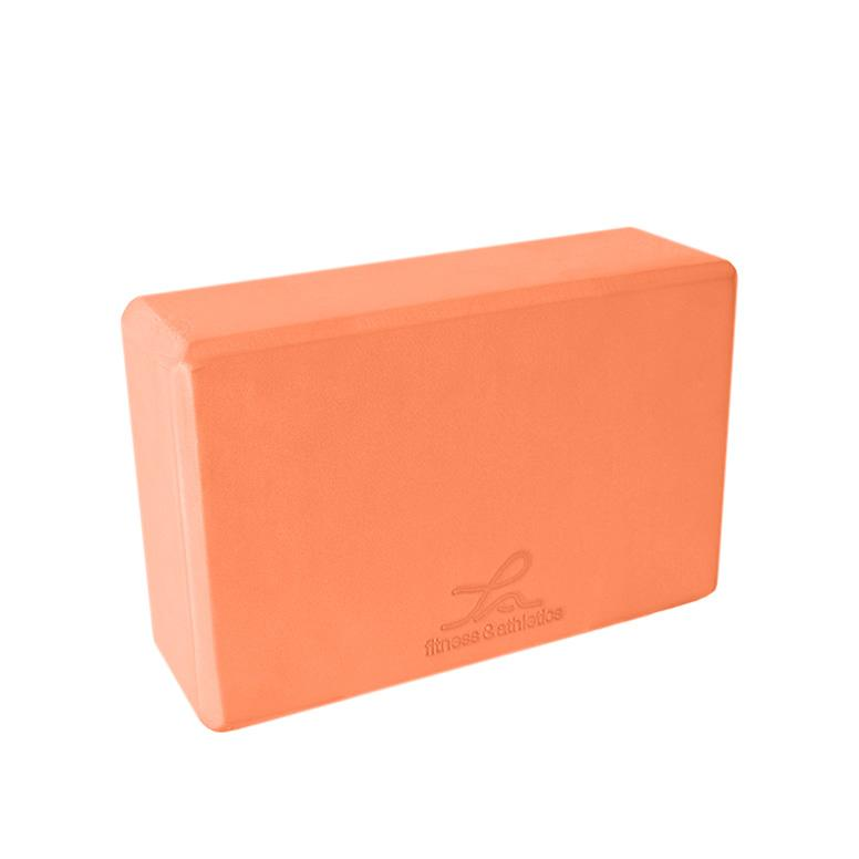 Fitness & Athletics Yoga Block - Orange