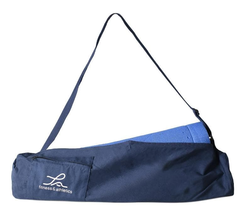 Fitness & Athletics Yoga Bag - Navy Blue