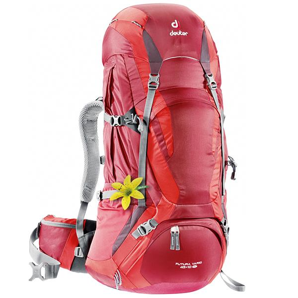 Deuter Backpack - Futura Vario 45 + 10 SL