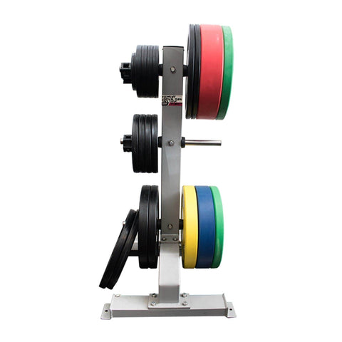 Element Fitness T-1054 Vertical Plate Tree