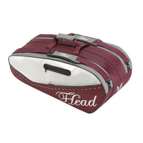 HEAD Tennis Bag - Maria Sharapova Tennis Racket Bag Combi