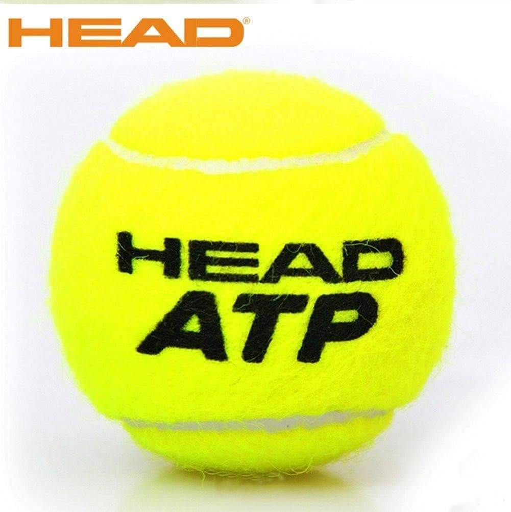 HEAD Tennis Balls - Golden Metal Can ATP World Tour Official