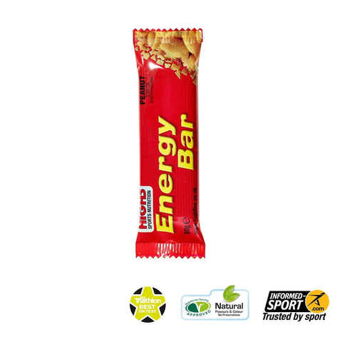 HIGH5 Energy Bar 60g - Peanut