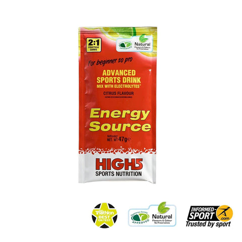 HIGH5 EnergySource 47g - Citrus