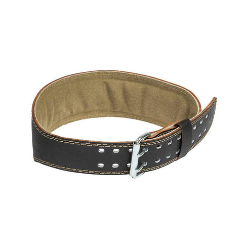 Harbinger 4-inch Padded Leather Belt