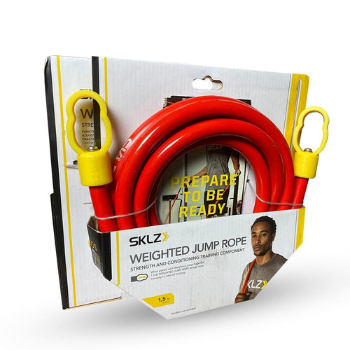 SKLZ Weighted Jump Rope Bundle 2 (1 lb and 1.5 lb)