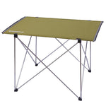 KingCamp Ultralight Folding Table L - Lime